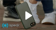Speck iPhone 8 video