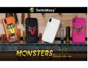 SwitchEasy MONSTERS iPhone XR 笑臉怪獸保護殼