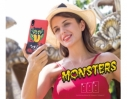 SwitchEasy MONSTERS iPhone Xs Max 笑臉怪獸保護殼